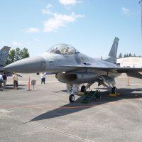 F16 Fighting Falcon Powertrain