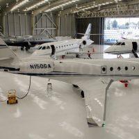 Gulfstream G150 Specs