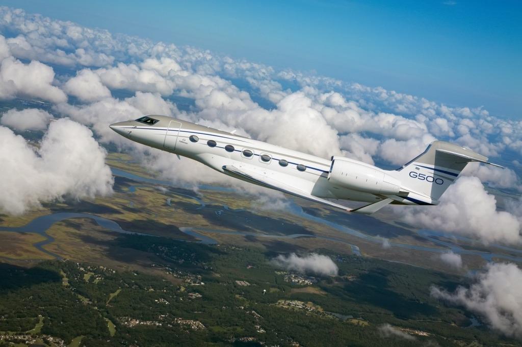 Gulfstream G500 Pictures