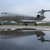 Gulfstream G500 Spy Photos