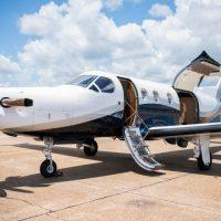 Pilatus PC12 NG Spy Shots