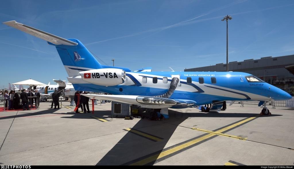 Pilatus PC24 Specs