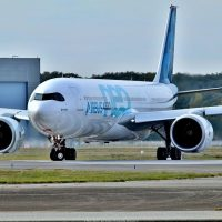 Airbus A330900 Drivetrain