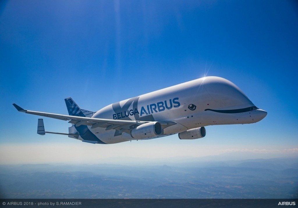 Airbus Beluga XL Redesign