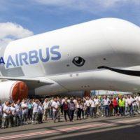 Airbus Beluga XL Spy Photos