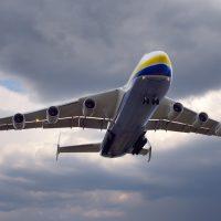 Antonov An225 Mriya Exterior