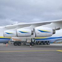 Antonov An225 Mriya Powertrain