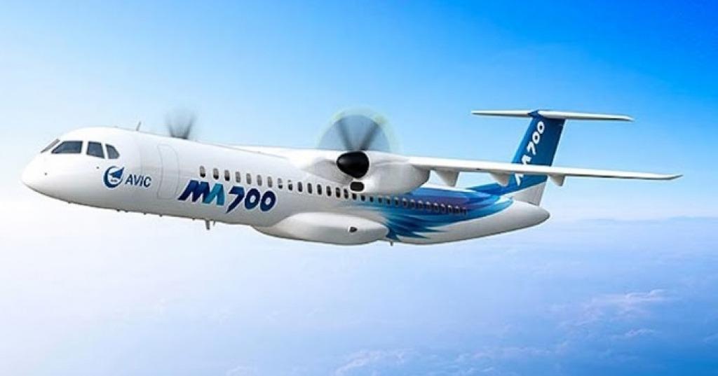 AVIC Xian MA700 Engine