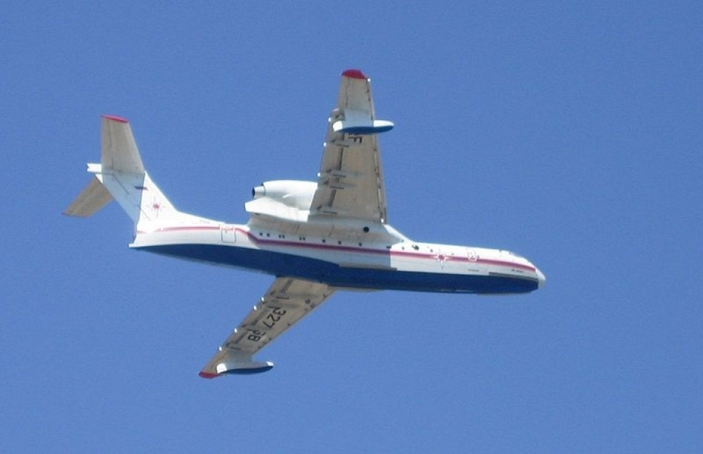 Beriev Be200 Pictures