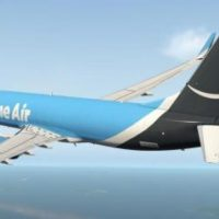 Boeing 737800BCF Images