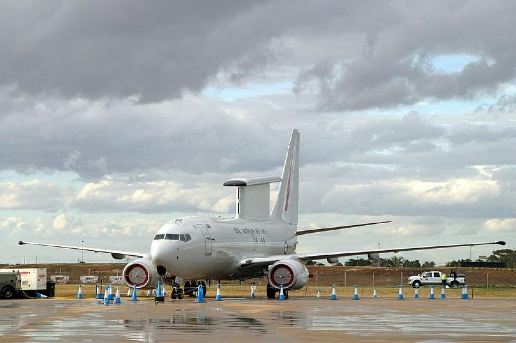 Boeing 737 AEW&C Concept