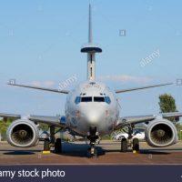 Boeing 737 AEW&C Images