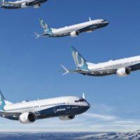 Boeing 737 MAX 10 Spy Photos