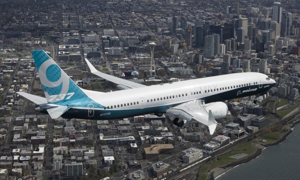 Boeing 737 MAX 9 Concept