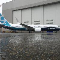 Boeing 737 MAX 9 Spy Shots