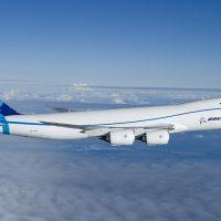 Boeing 7478 Exterior