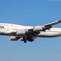 Boeing 7478 Specs