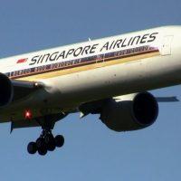 Boeing 777300ER Spy Shots