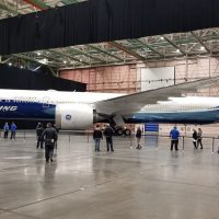 Boeing 7778  Redesign