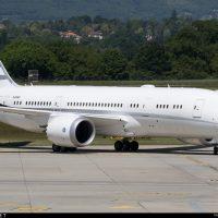 Boeing 7878 Dreamliner Concept