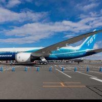Boeing 7878 Dreamliner Release Date
