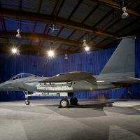 Boeing F15SE Silent Eagle Exterior