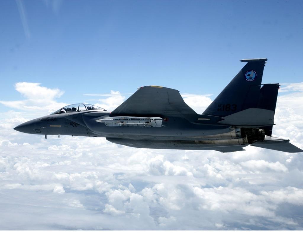 Boeing F15SE Silent Eagle Specs
