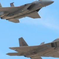Boeing F15SE Silent Eagle Spy Photos