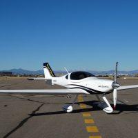 Bye Aerospace EFlyer 2 Spy Photos