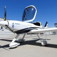 Bye Aerospace EFlyer 2 Spy Shots