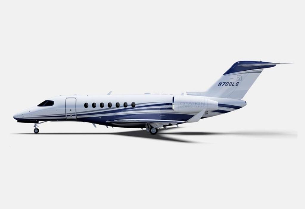 Cessna Citation Longitude Engine