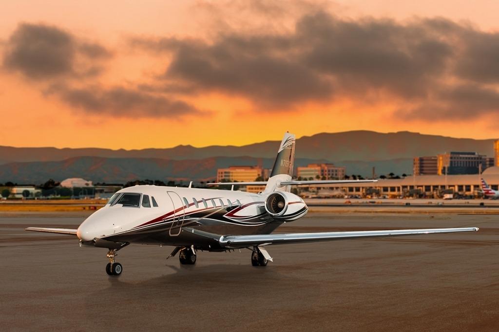 Cessna Citation Sovereign Pictures