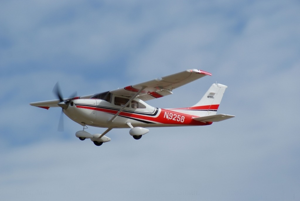 Cessna Skylane Powertrain