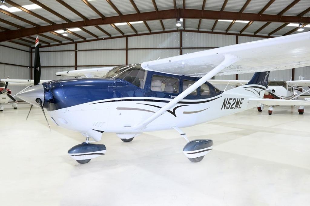 Cessna Turbo Stationair Drivetrain