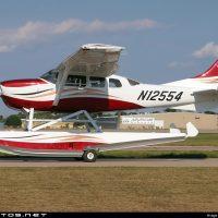 Cessna Turbo Stationair Engine