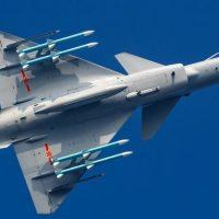 Chengdu J10 Fighter Jet Powertrain