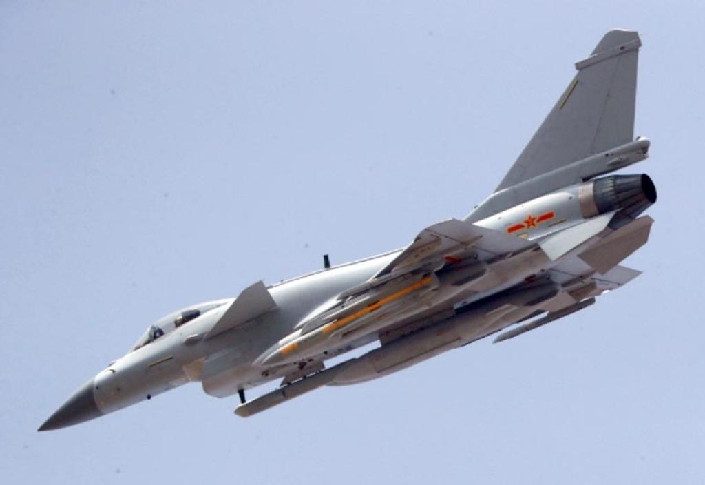 Chengdu J10 Fighter Jet Wallpaper
