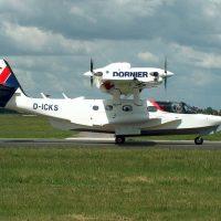 Dornier Seawings Seastar Drivetrain