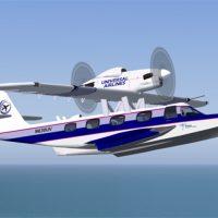Dornier Seawings Seastar Engine
