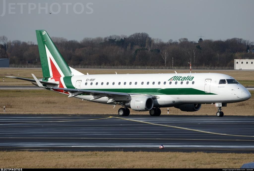 Embraer E170 Exterior