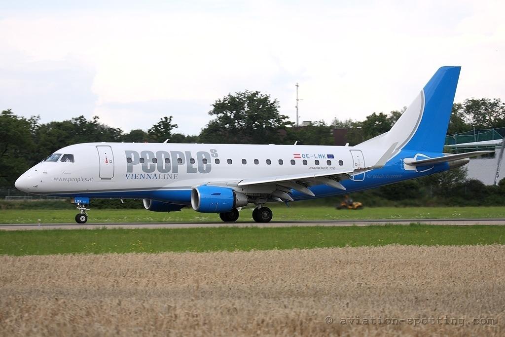 Embraer E170 Redesign