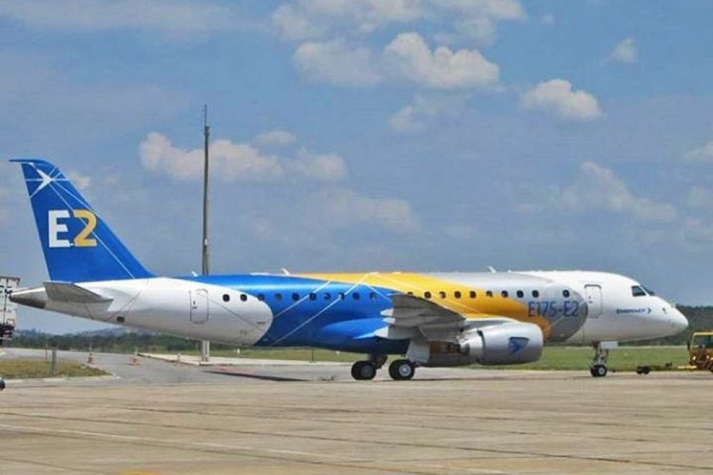 Embraer E175E2 Drivetrain