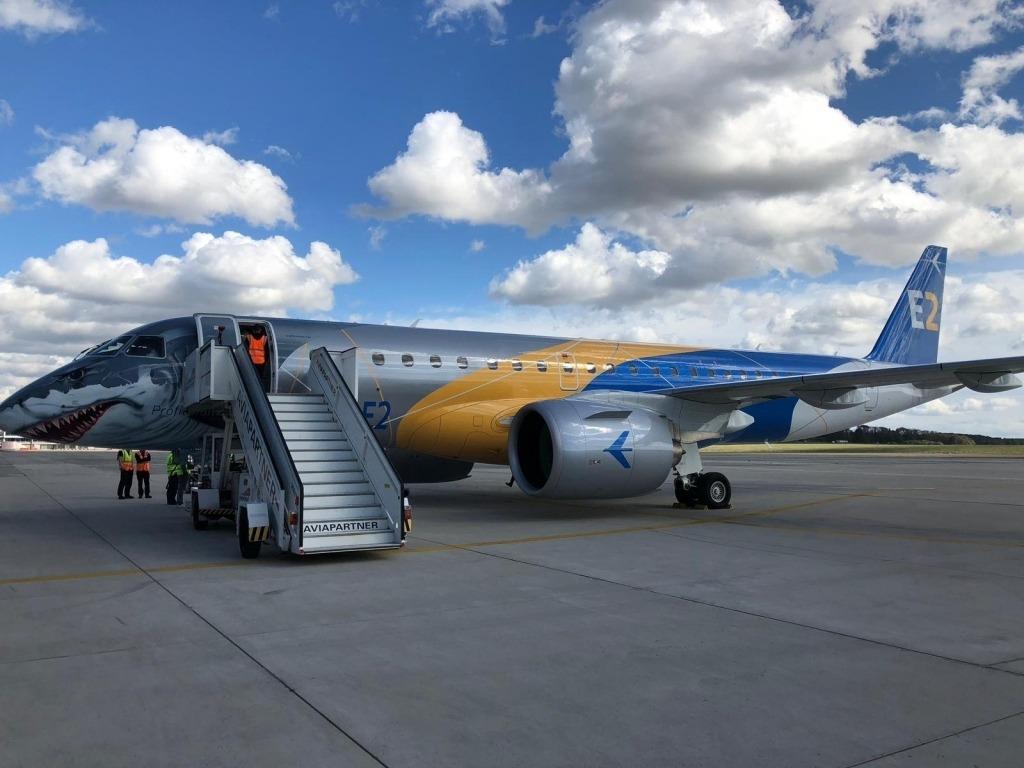 Embraer E190E2 Powertrain