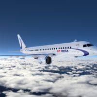 Embraer E190 Exterior