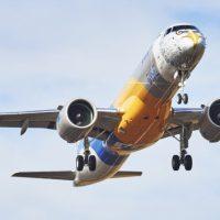 Embraer E195E2 Wallpaper