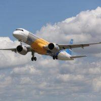 Embraer E195L Redesign