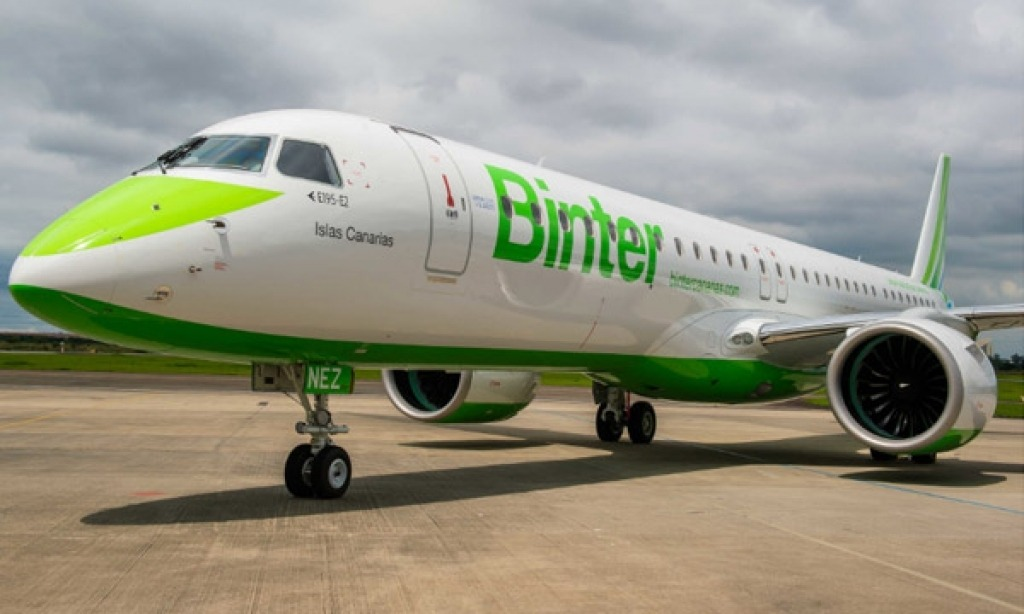 Embraer E195L Release Date