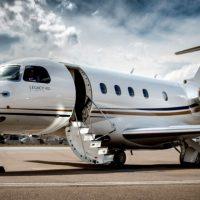 Embraer Legacy 450 Powertrain