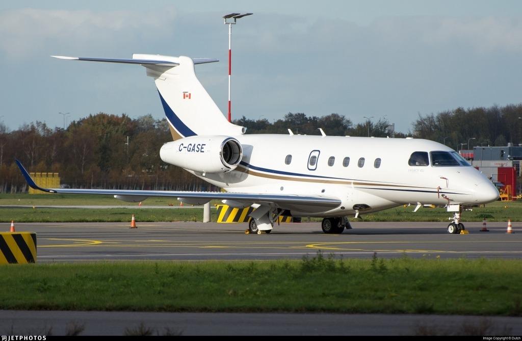 Embraer Legacy 450 Price