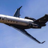 Embraer Legacy 450 Spy Shots